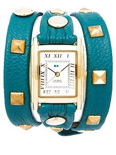 stud wrap watch / la mer collections