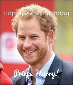 Today, september 15th, 2016, Prince Harry turns 32nd years old. 🎂  HAPPY BIRTHDAY PRINCE HENRY!! 🎈🎉 His Royal Highness Prince Henry Charles Albert David of Wales was born at St Mary's Hospital in Paddington, London, England, at 4:20 pm. He is the youngest son of Charles, The Prince of Wales & Diana, Princess of Wales.  We wish you all the happiness, health and love always! 😊 XO @KensingtonRoyal #PrinceHarry  #HappyBirthdayHRH #BirthdayBoy #32