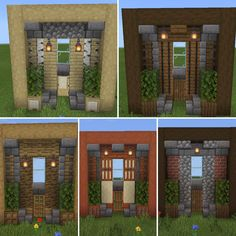 Minecraft Houses How to Build Small . Minecraft Houses How to Build Small . 5 Simple One Chunk Minecraft House Designs Villa Minecraft, Architecture Minecraft, Plans Minecraft, Casa Medieval Minecraft, Minecraft World, Modern Minecraft Houses, Minecraft Houses Survival, Minecraft City, Minecraft Room