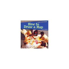 How to Draw a Map (Paperback)
