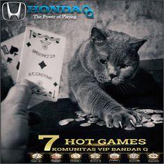 HONDAQQ Hanya 1 User id sudah bisa memainkan 7 Jenis Permainan. Bandar Q, Adu Q, Poker, Bandar Poker, Domino 99, Capsa Susun, Sakong. Minimal Deposit & Withdraw Hanya 15.000. Bonus Rollingan sebesar 0,5% Bonus Referal 20% Link : HondaQQ(dot)com #HondaQQ #AgenBandarQ #AgenSakong #Agenjudionline #Agencapsa #judionline #carimodal #AduQ #Capsasusun #AgenPoker #AgenDomino99 #pokerv