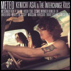 Amazon.co.jp: 浅井健一& THE INTERCHANGE KILLS : METEO - ミュージック