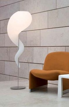 ALIEN | Floor Lamp Polyethylene Floor Lamp, Design by Constantin Wortmann