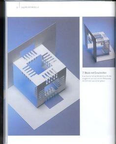 kirigami - cubo 2