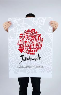 Japan Week Poster by Cristian Fish