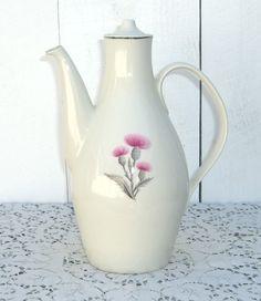 mid century coffee pot