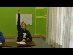 For my teacher friends.  13 ways kids raise their hands in class.  True story.