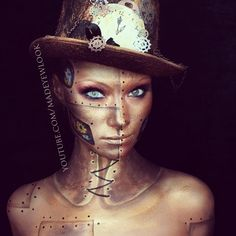 OMG I freaking love her! I want to be a makeup artist now!