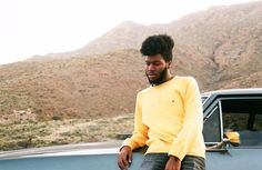 Khalid delivers new stunner 'Shot Down' from forthcoming album