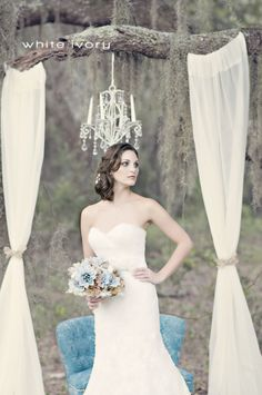 421f33478d0 A Styled Vintage Chic Bridal Session. With Love ...