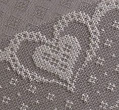New beautiful cross stitch flowers embroidery patterns 24 ideas - gold we . Cross Stitch Heart, Cross Stitch Borders, Cross Stitch Flowers, Cross Stitch Designs, Cross Stitching, Cross Stitch Embroidery, Hand Embroidery, Cross Stitch Patterns, Embroidery Flowers Pattern
