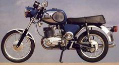 MZ TS 250 (1973 - 1974)