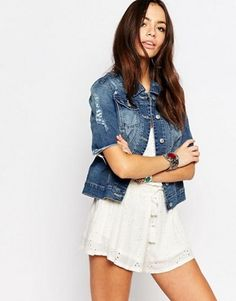ASOS Denim Outlet   Cheap Denim Jackets, Shorts & Overalls
