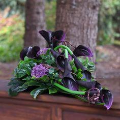 Grave Flowers, Gerbera, Funeral, Floral Arrangements, Green, Plants, Gardening, Decor, Decoration