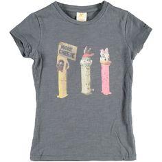 T-Shirt Candy | American Outfitters | Daan en Lotje https://daanenlotje.com/kids/meisjes/amercican-outfitters-t-shirt-candy-00179