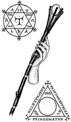 """Sigils & Symbols:  Lexicon Magazine ~ """"Witch #Marks"""" – Gemma Gary."""
