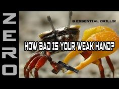 How Bad is Your Weak Hand?! - 6 Drills You MUST Know!   Funker Tactical - Gun & Gear Videos·