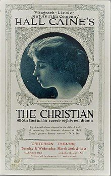 The Christian film) - Wikipedia Broadway Plays, Derby Day, Slums, Silent Film, One In A Million, Feature Film, Revenge, Drama, Christian