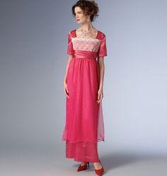 B6190, Misses' Costume