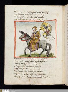 314 [115v] - Frau Untreue - Seite - Handschriften - BLB Karlsruhe