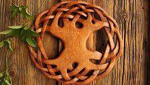 Kategoriebild Holz-Wandschmuck Celtic