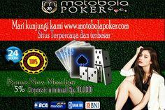 Deskripsi : Kini bukan hal yang sulit bagi masyarakat Indonesia yang ingin bermain judi poker,qiu-qiu, dan ceme. Karena bisa bermain tanpa mengeluarkan duit sedikitpun. Bagaimana cara nya?