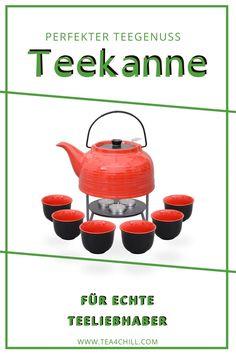 Modernes Design ⟶ Eleganz beim Teegenuss, Hitzebeständige Keramik ⟶ stabil und wärmespeichernd - das ist die Teekanne Nelly im Set mit passenden Bechern und optional auch mit Stövchen. Wählen Sie aus mehreren Farben und finden Sie Ihr Wunschmodell für den perfekten Tee zuhause. Ideal auch als Geschenk. Tee Set, Stabil, Canning, How To Make Tea, Tea Pots, Cuppa Tea, Home Canning, Conservation