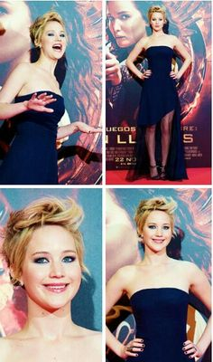 Catching Fire Madrid Premiere