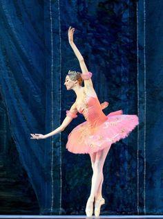 """Valeriya Pobedinskaya, """"The Sleeping Beauty"""", The Kremlin Ballet"""