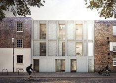 Architecture studio Haptic has won planning permission for a series of contemporary properties in a conservation area in London's Chelsea