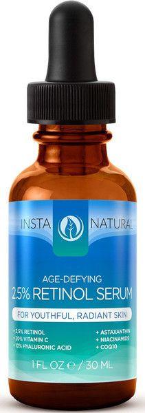 Age Defying Retinol Serum - InstaNatural