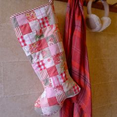 Mias Landliv: Xmas stocking
