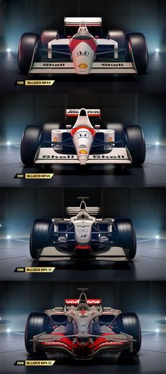 It's time to complete the collection... revealing the four historic McLarens that will feature in F1 2017. Introducing: 1988 McLaren MP4/4, as driven by Alain Prost and Ayrton Senna during the 1988 Formula 1™ season