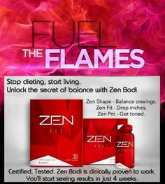 Jeunesse Global - ZEN Bodi - weight loss control products. Order now  Or join our team at : http://www.dreamfollower.jeunesseglobal.com/