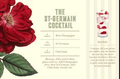 Cocktail for my wedding?
