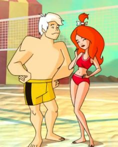 Pebbles and Bam Bam Characters | ... Mystery Incorporated characters - Scoobypedia, the Scooby Doo database