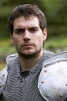 Henry Cavill. Not as good as JRM in the Tudors BUT damn. This man is beautiful.