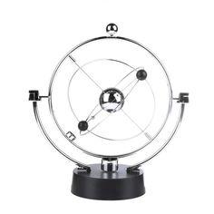 Frugal High Quality Kinetic Orbital Revolving Gadget Perpetual Motion Desk Office School Art Decor Toy Gift Educational Equipment