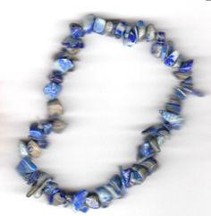 Splitter-Armband aus Sodalith - Natursteine