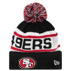 0e76d848aa3 San Francisco 49ers New Era NFL Biggest Fan Redux Knit Beanie Nfl San  Francisco