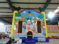 Mickey Park Combo C4