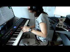 Nine Inch Nails - Piggy - piano cover [HD]