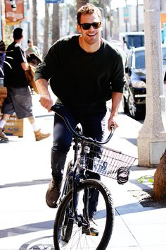 IMAGINE SEEING HIM ON HIS BIKE IN YOUR NEIGHBOURHOOD!!! WELL WHEN THAT HAPPENS THATS THE END OF MY LIFE❤️❤️❤️