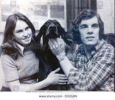 Joe Jordan y su mujer Judith