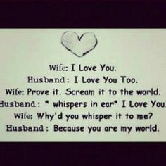 106 Best You Are My World Images Love Memes So True Thoughts