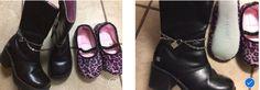 Skechers sizes 11 1/2 Girls Black Zipper Dress Boots & NEW Stride Rite Size 11-12 ballet slippers. $25