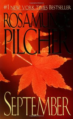 <3 Rosamunde Pilcher My second favorite of her books. Check out her son, Noah's work as well. He is as gifted as his mother.