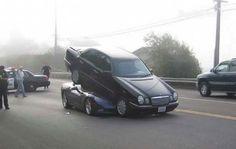 Mercedes Benz: 1            Corvette: 0