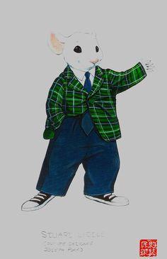 Stuart Little plaid blazer costume. Costume Contest, Costume Ideas, Costumes, Jonathan Lipnicki, Garth Williams, Stuart Little, Geena Davis, Hugh Laurie, Plaid Blazer