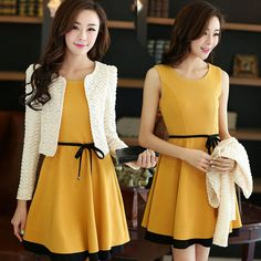 Image result for how to wear a blazer with a dress